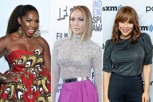 A.J. Johnson takes credit for Rosie Perez and Jennifer Lopez's big breaks