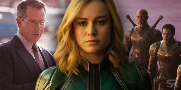 Everything That WASN'T In The Captain Marvel Trailer