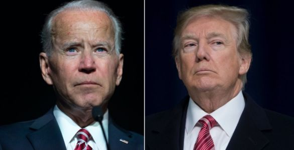 Biden Slams Trump's Commutation of Roger Stone's Sentence: 'Most Corrupt President in Modern American History'