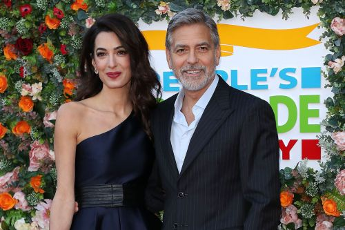 George and Amal Clooney donate $1M to coronavirus relief efforts
