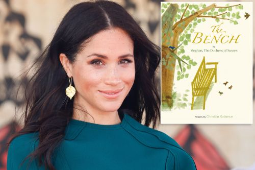 Meghan Markle may have received $700K advance for kids' book, royal expert says