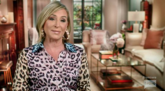 Sonja Morgan Explains Why She Didn't Want Her Daughter Quincy Morgan On Real Housewives Of New York; Teases A Possible Appearance In The Future
