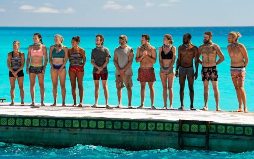 Survivor's 'most chaotic day ever' ends with one of Survivor's funniest moments ever