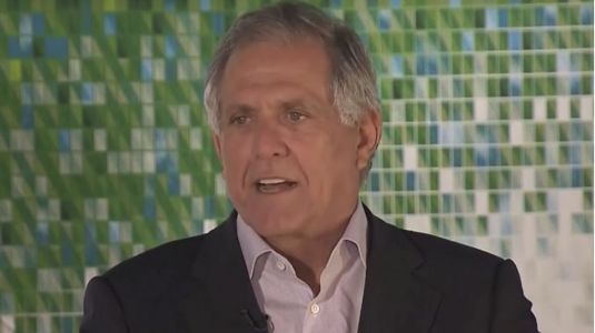 Les Moonves' Potential $100M CBS Payout Slammed By Time's Up