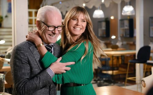 Everything You Need to Know About Heidi Klum and Tim Gunn's New Show Making the Cut