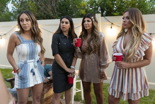 Real Housewives Of New Jersey Set To Resume Filming In July With The Whole Season 10 Cast Returning