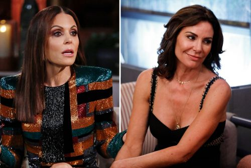 Luann says new 'RHONY' season is the 'best yet' because Bethenny left