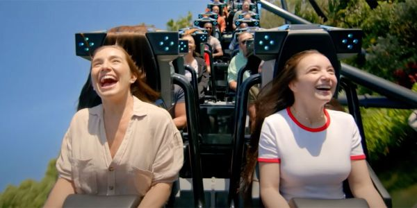 The Funny Story Behind Universal Orlando's VelociCoaster And The Churro Joke That Became A Reality