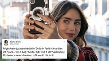 People Are Still Hate-Watching 'Emily In Paris' And The Tweets Are Très Amusante