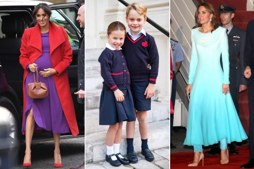 The best royal fashion moments of 2019