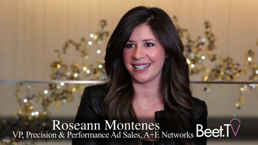 A+E's Roseann Montenes: With Client Expectations, There's No 'One-Size-Fits-All'