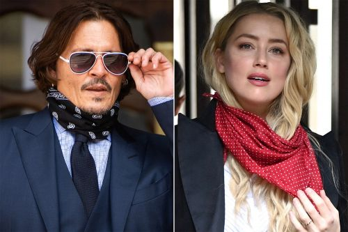 Amber Heard: I woke up with Johnny Depp's shirt 'around my neck' after fight