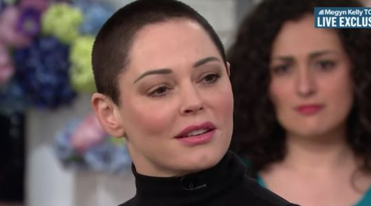 Rose McGowan Reacts to Report Asia Argento Sexually Assaulted Underaged Actor: 'My Heart is Broken'