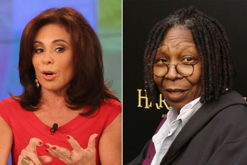 Whoopi Goldberg and Jeanine Pirro get into explosive argument backstage at 'The View'