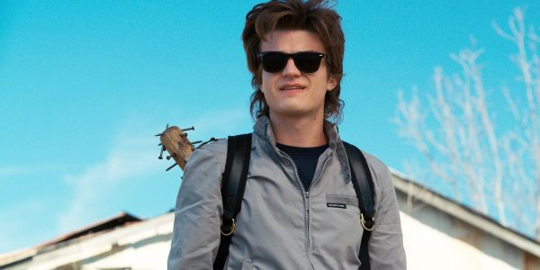 Joe Keery Will Shave His Hair if David Harbour Wins a Golden Globe