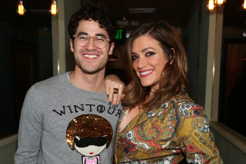 Darren Criss is expecting a baby