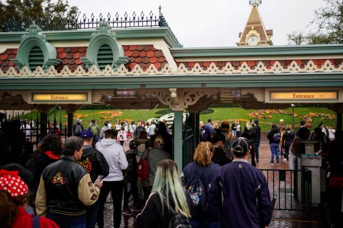 Upon Reopening, Disney May Enforce Restrictions Like Taking Guests' Temperatures