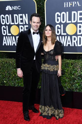 Bill Hader and Rachel Bilson Have Split After Less Than a Year of Dating