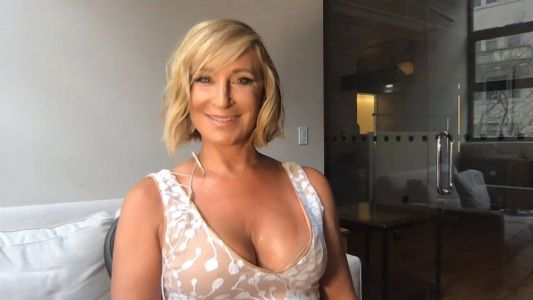 Sonja Morgan Is Reportedly Launching Her Own Cabaret Show