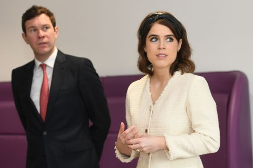 Princess Eugenie's father-in-law contracts coronavirus