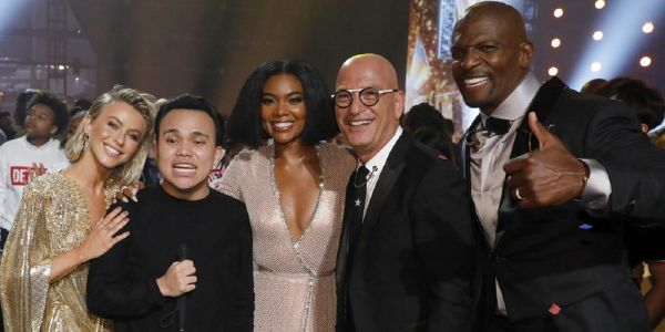 America's Got Talent And NBC Are Being Sued By Fired Judge Gabrielle Union