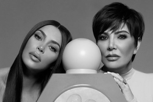 Kim Kardashian teams up with mom Kris Jenner on fragrance collaboration
