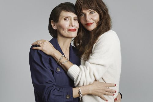 Helena Christensen on fashion, family and her favorite Mother's Day gifts