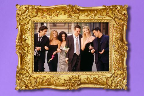 'Friends' cast members' real-life friendships, then and now