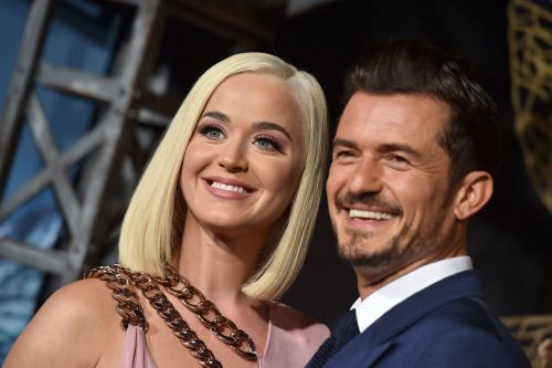 Orlando Bloom's love for Katy Perry seems to be impairing his speech