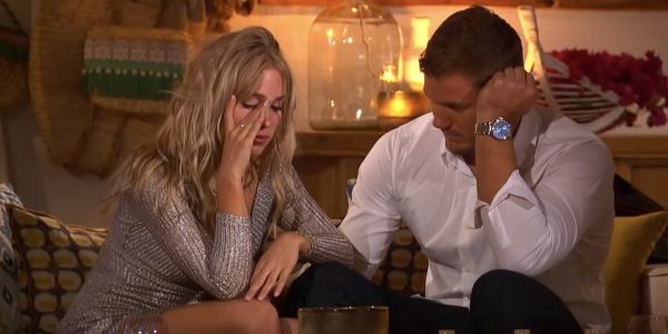 Why The Bachelor's Colton Underwood And Cassie Randolph Reportedly Broke Up