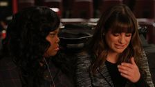 Amber Riley On Lea Michele Drama: 'I Don't Give A S**t. People Are Out Here Dying'