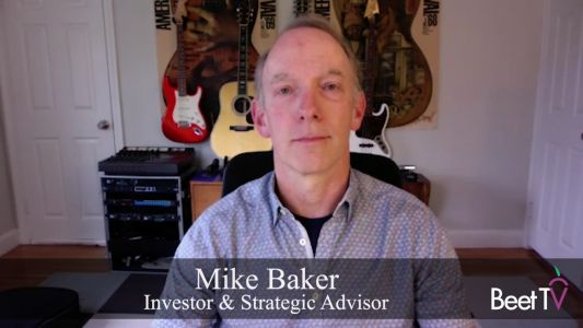 Of Pods & Context: Mike Baker On CTV's Opportunities For Improvement