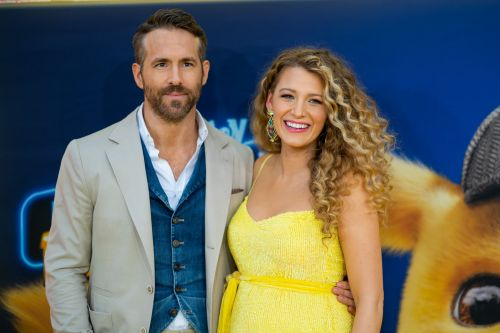 Blake Lively and Ryan Reynolds Welcome Their Third Child!