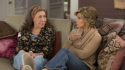 Grace and Frankie Live Table Read of Season 7 Premiere Streaming on Thursday