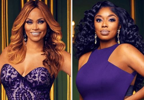 'She Ain't Got Nothing Else To Do!' Gizelle Bryant Explains The RHOP Teaser Tension Between Her & Wendy Osefo