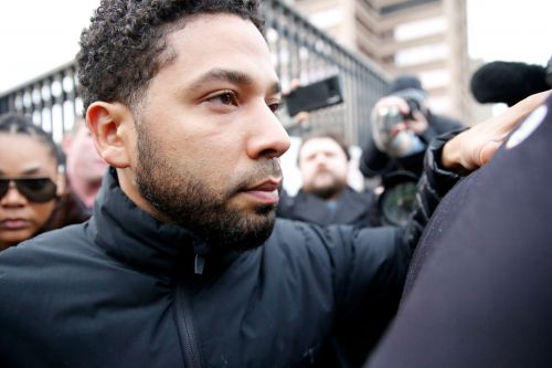 Jussie Smollet returned to 'Empire' set after bail hearing