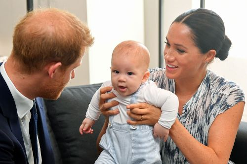 Prince Harry's former nanny revealed as baby Archie's godmother