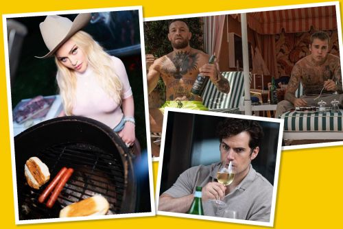 Best star snaps of the week: Dine al fresco with Madonna and more