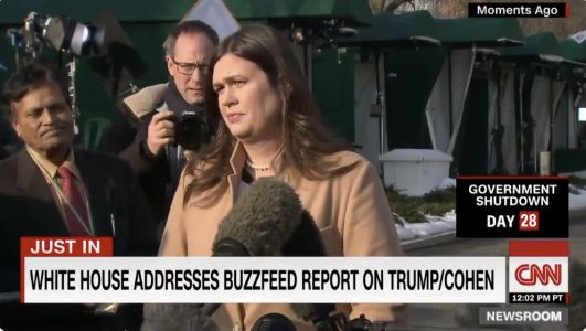 Sarah Sanders Fires Back at Pelosi Over Leaked Flight Charge: 'Outrageous' She'd Claim Trump Would Put Lives in 'Jeopardy'
