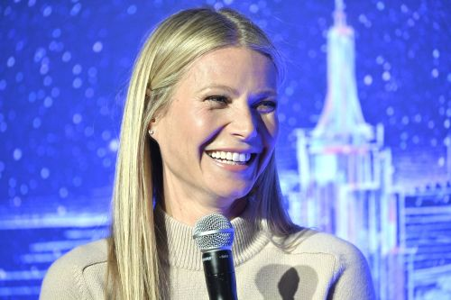 Gwyneth Paltrow gets naked for her birthday on Instagram