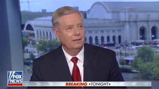Lindsey Graham Rebukes Trump's NASCAR Attack: 'I Don't Think Bubba Wallace Has Anything to Apologize For'