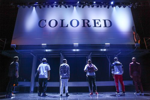 On Broadway, 'Thoughts of a Colored Man' and 'Lackawanna Blues' deliver stories that defy stereotypes