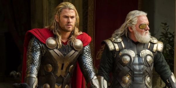 Chris Hemsworth Doesn't Really Like Thor: The Dark World