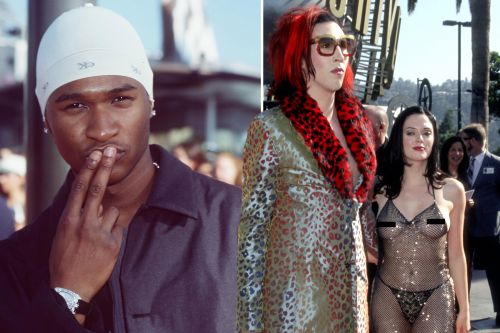 What the VMAs were like 20 years ago