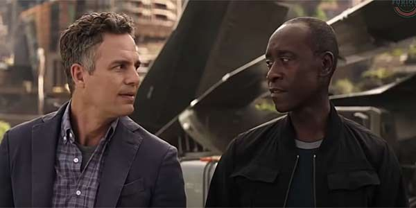 Marvel's Don Cheadle Doesn't Want To Do Press With Mark Ruffalo After Spoilers