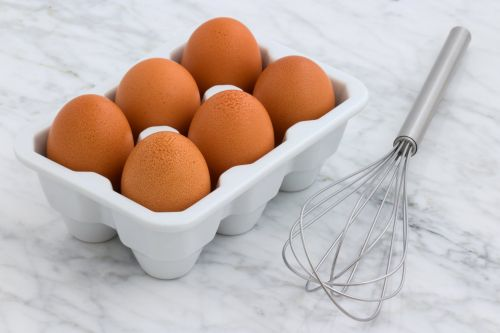 I'm a Dietitian, and I Always Have Eggs in My Fridge - Here's Why